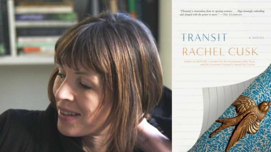 Rachel Cusk was a finalist for the Scotiabank Giller Prize in 2015 for Outline and in 2017 for Transit.