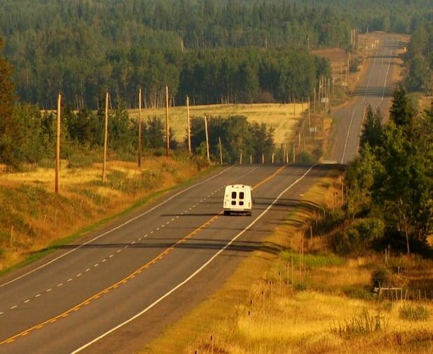 Highway of Tears bus