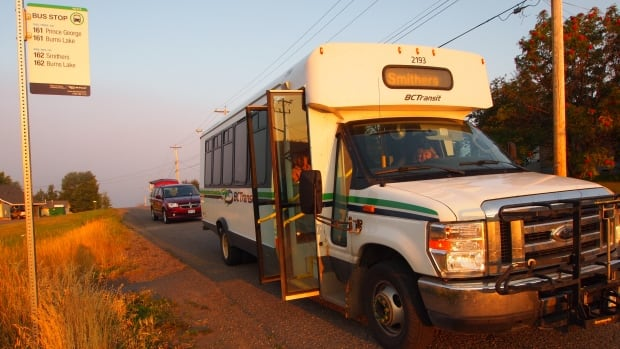 A new bus service is connecting communities along B.C.'s Highway 16, a route known as the 'Highway of Tears.'