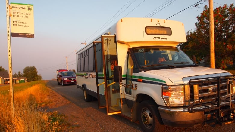What bus service in Western Canada will look like without