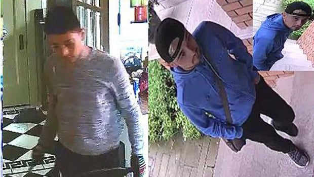 Montreal police are asking for the public's help in finding suspects associated with about 20 break-ins and robberies in Hampstead and Montreal West.