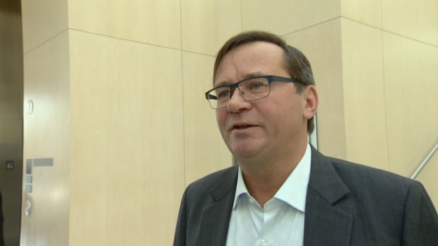 Don Koziak is running for the mayor's job for a second time but admits it would be a miracle if anyone beat Don Iveson.