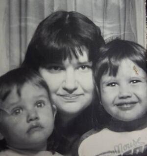 Nicole Cook childhood