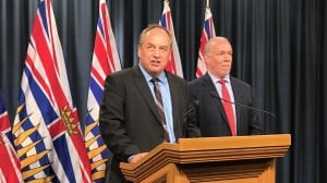B.C. government to ban union and corporate political donations