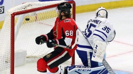 HKN Maple Leafs Senators 20170918