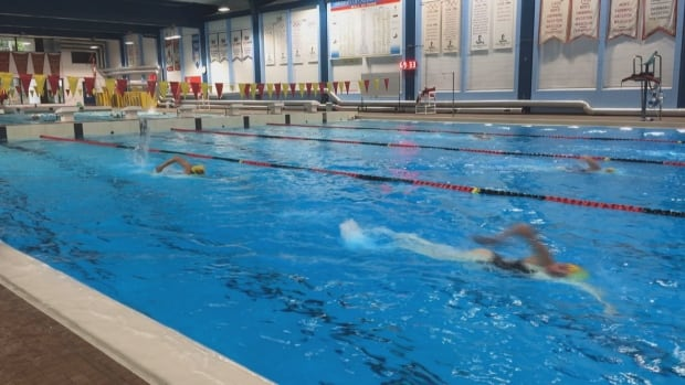 U Of C Swim Club Dives Into Anti Bullying Program Cbc News
