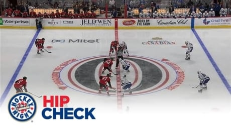 Hip Check: Hockey is back