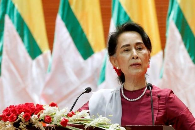 MYANMAR-ROHINGYA/SUU KYI