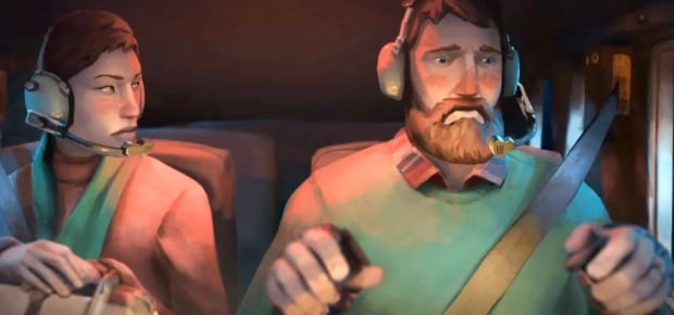 The Long Dark cutscene characters