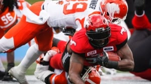CFL Power Rankings: Stamps still lead, but might lose Messam