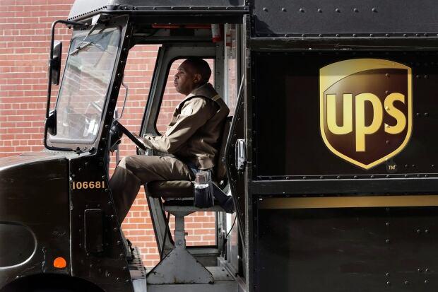 UPS-Peak Fee