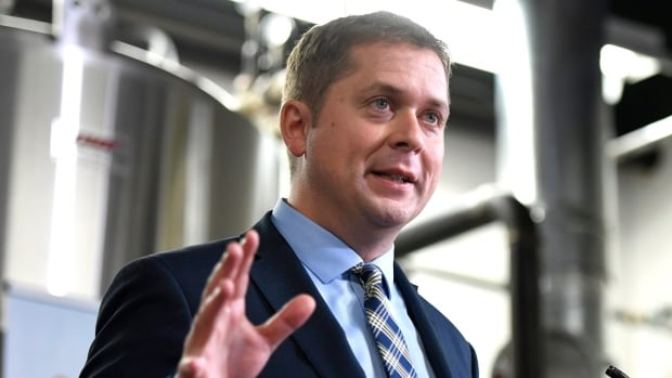 Conservative leader Andrew Scheer says Justin Trudeau offended millions of Canadians when he praised the governor general's support for science.