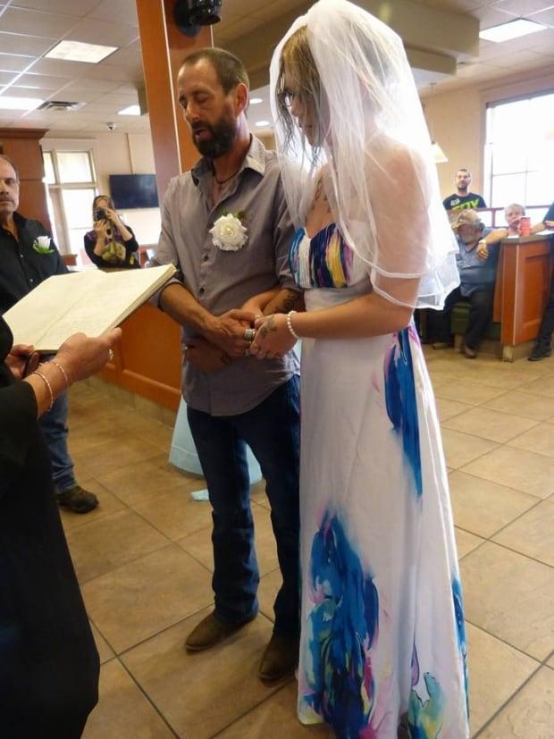 Tim Hortons wedding4