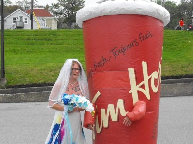 Tim Hortons wedding6
