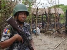 MYANMAR ROHINGYA border guard