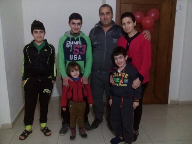 Toma family