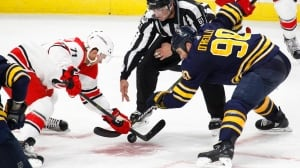 NHL says crackdown on faceoff cheats is about safety, integrity of game