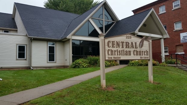The Central Christian Church in Charlottetown is part of a Christian sponsorship group which has raised enough money to sponsor 3 families.