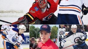 Canadian NHL teams facing key training camp questions