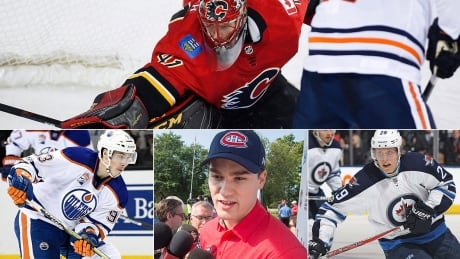Canadian NHL teams facing key training camp questions