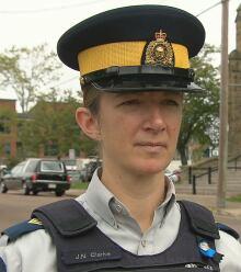 Corporal Jennifer Clarke