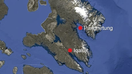 Mayor troubled by series of fires in Pangnirtung, Nunavut