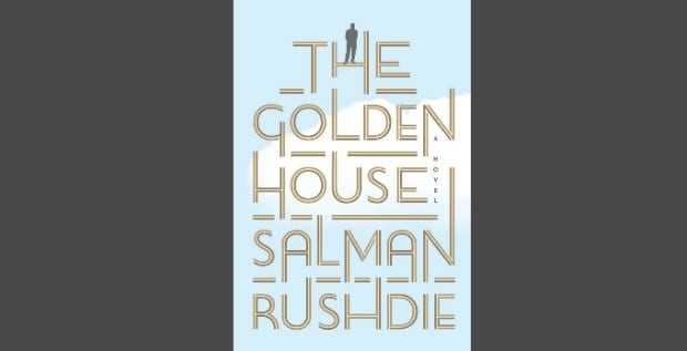 The Golden House cover centred