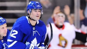 Senators spoil Marleau's debut with Leafs