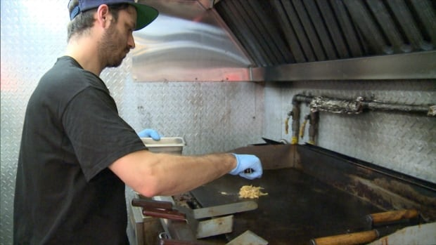 Pascal Salzman, owner of Le Cheese food truck, says the OQLF's recognition of 'grilled cheese' is long overdue.