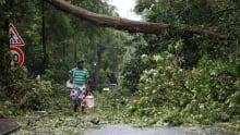 Hurricane Maria hits eastern Caribbean