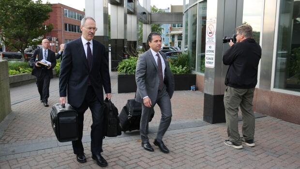 Crown prosecutors