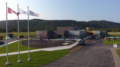 Conne River school