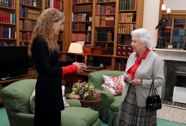 Britain Canada Julie Payette Queen