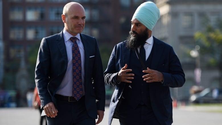 NDP leadership Jagmeet Singh Nathan Cullen