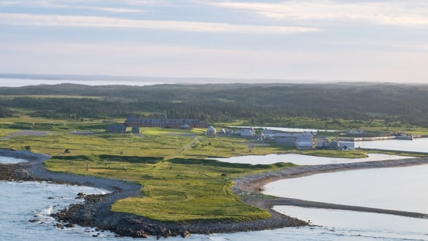Parks Canada said Fortress of Louisbourg National Historic Site is vulnerable to sea-level rise.