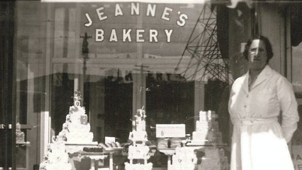 Jeanne Van Landeghem and her husband, Achille, opened Jeanne's Bakery in 1938 in St Boniface. It later moved to 931 Notre Dame Ave., its current location.