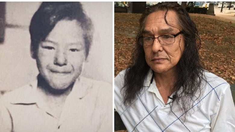 Bernard Andreason, then and now