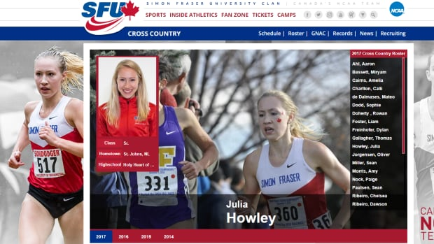 Julia Howley is gearing up for an important race this weekend.