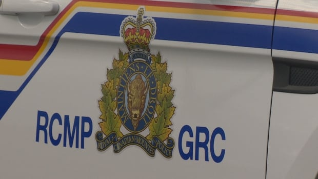 RCMP say the accident happened on Saturday after 12:30 a.m.