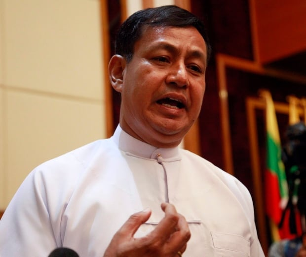 Myanmar Meeting