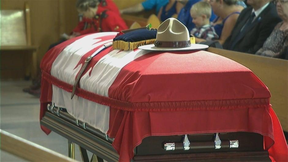 const. francis deschenes funeral