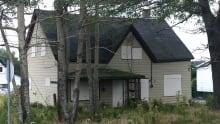 Cape Breton derelict homes