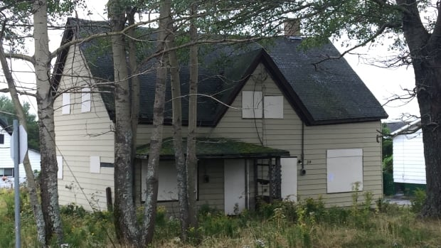 The Cape Breton Regional Municipality sets aside $120,000 per year for demolitions in cases where the owner is deceased or the property has been abandoned.
