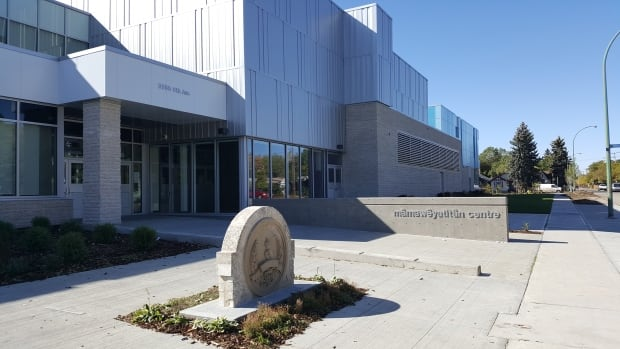 The new mâmawêyatitân centre in North Central has been more than ten years in the making. It houses A First Nations elders' ceremonial room; Scott Collegiate High School; a 33-space child-care centre; a city recreational complex; a public library branch; a community policing centre; the Chili for Children food program; the North Central Community Association; the REACH program neighbourhood food store; a recording studio; a commercial kitchen area.