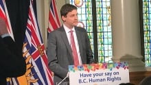 ndp re-establishes human rights commission