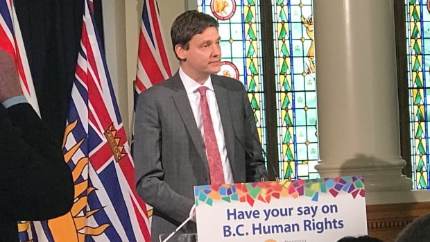 David Eby says legislation for new B.C. Human Rights Commission expected by 2018