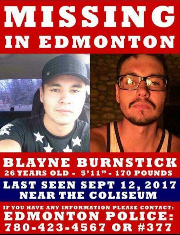 Blayne Burnstick poster