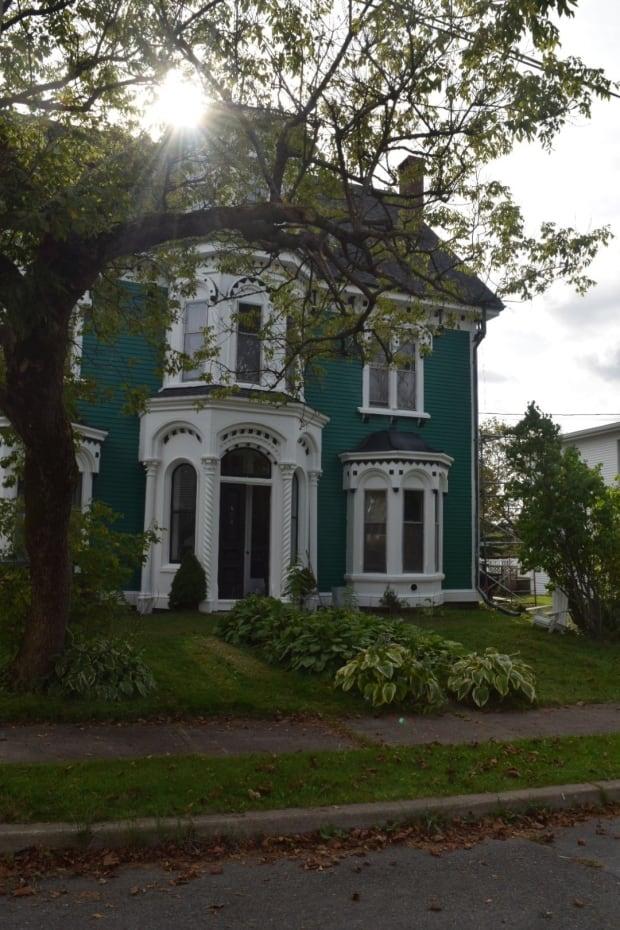 John Munroe's last house