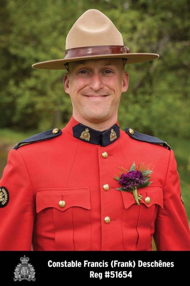 RCMP Const. Francis (Frank) Deschênes