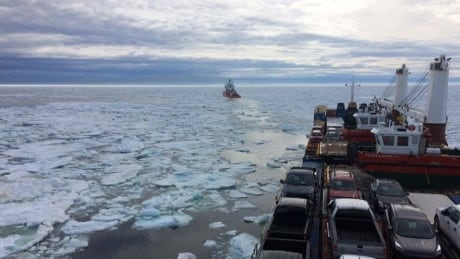 Canada moves to dilute Finnish bid to ban dirty fuels from the Arctic thumbnail